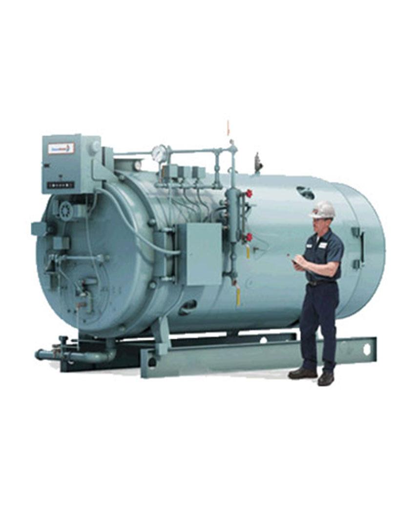 Firetube Boiler CB 50-800 HP